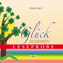"""Pax et Bonum Verlag Berlin Leseprobe Buch: """"Glück schenken-Jeden Tag einen Happen Glück"""""""