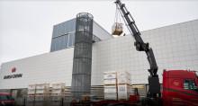 Uppgraderat ventilationssystem kortar rengöringsprocessen i Europas största slakteri