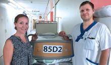 Akademiska öppnar en ny kirurgisk utvecklingsavdelning
