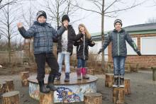Malmö stads projekt Gröna skolgårdar nominerat i internationell arkitekttävling