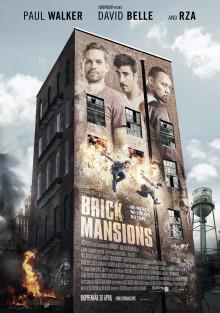 Paul Walkers sista film 'Brick Mansions' - på bio 30 april!