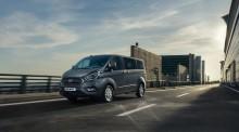 Ford zůstává i nadále evropskou jedničkou v užitkových vozech!