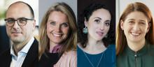 Fyra nya ledamöter till LIFs styrelse
