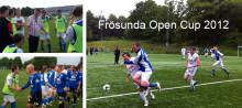 Frösunda Open Cup - en riktig fotbollsfest