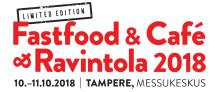 Kiilto mukana Fastfood & Café & Ravintola 2018 -tapahtumassa Tampereella 10.-11.10.2018