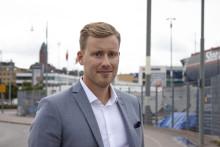 Stena Fastigheter rekryterar Martin Gidenstam till utvecklingen av Masthuggskajen
