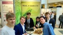 HTX-elever kåret som regionens bedste iværksættere