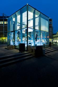 Jazz, hållbarhet och dans i Glashuset