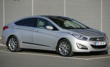 Pressebiler fra Hyundai - mars 2012