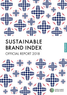 Offisiell rapport Norge - Sustainable Brand Index 2018