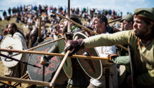 1100 vilde vikinger venter dig på Trelleborg