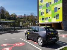 Hertz BilPool utvider i Bergen, Møllendal