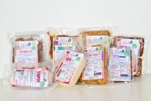 Nytt sortiment sojaprodukter hos daCarla