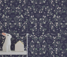 A playful wallpaper collection by Garbo & Friends