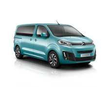 "CITROËN PRESENTERAR SPACETOURER: ""UNLIMITED LIFE"""