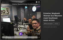 Shahril Azuar Jimin weaves a good story in radio interview