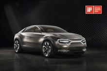 KIA XCeed og KIAs Imagine koncept blev anerkendt ved iF Design Awards 2020