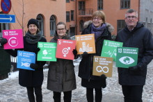Svenska FN-förbundet och SKL gör Sverige hållbart