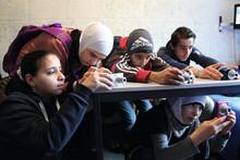 EYE SEE Fototentoonstelling: De wereld door de ogen van asielzoekerskinderen