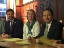 Nestlé Norge signerte intensjonsavtale for sunnere mat