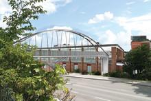 Sickla Köpkvarter inviger bron