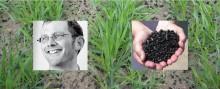 17 kilo behöver varje svensk klimatkompensera per dag! Rob Hopkins och kända miljöprofiler gräver ner biokol i Sverige för en hållbar framtid 6-12 oktober