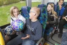 Länstrafikens Sommarkort ger avgiftsfri kollektivtrafik för skolelever under sommaren