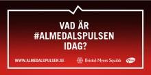 Kampanj: Pfizer och BMS tar pulsen på Almedalen