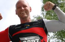 Bo Rocatis Larsen är på sitt livs äventyr, som deltagare i loppet World's Toughest Mudder 2017