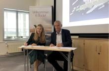 Kontrakt på Ny lufthavn Bodø signert