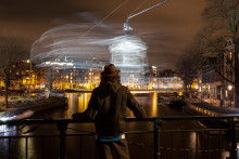 Drawn in Light till Norrköping Light Festival!