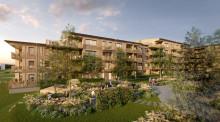 Beviljat bygglov för 121 lägenheteter i Hyllie