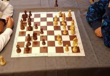 Sjakk og lørdagskafé på Vestli