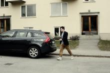Ny bilpool i Skövde