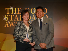Kimberly-Clark Wins Gold Standard Award for Corporate Citizenship