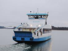 Västtrafik välkomnar Älveli och Älvfrida till båtfamiljen