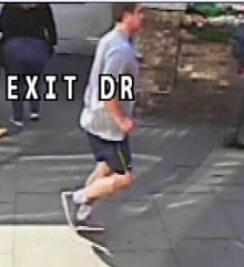 ​New image released in Putney Bridge 'pusher' appeal
