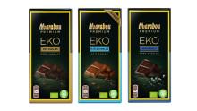 Marabous första ekologiska mjölkchokladkaka är äntligen här!