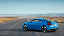 Audi TT RS i topform