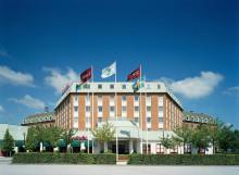 Klurigheter och skratt fyller hotellet under fyra augustikvällar - Scandic Star Lund inspelningsplats för Intresseklubben