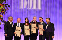 Nouvago Capital ABs portföljbolag Perfect Storm Music Group vinner Song of the Year på BMI London Awards