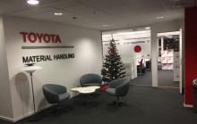 Toyota Material Handling Sweden har flyttat huvudkontoret