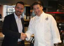 MTR Express satsar på maten tillsammans med krögaren Pontus Frithiof