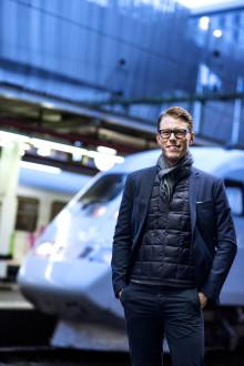 Arvid Fredman blir ny Fordonsdirektör i SJ