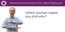 Executive Committee on International Women's Day: Adam Palser