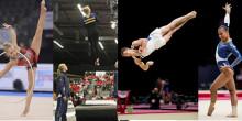 Tre svenska mästerskap i gymnastik avgörs i helgen