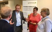 Ledende industriaktører oppretter midt-norsk fornybarklynge