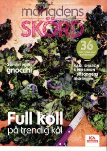 Flower sprouts blir uppmärksammade i tidningen Månadens Skörd!