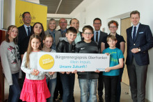 Zeit für Energiehelden: Auftakt für Bürgerenergiepreis Oberfranken 2018