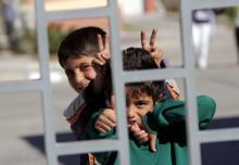 APL har samlat in 70 000 till förmån för flyktingar